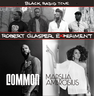 Black Radio Tour