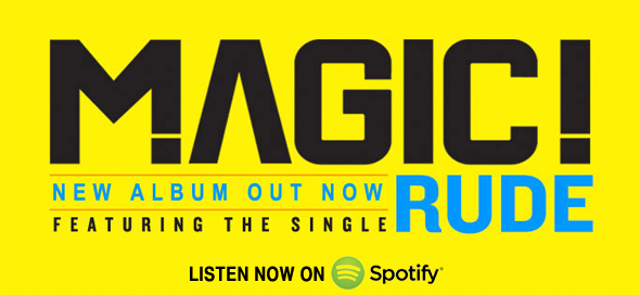 Stream Dont Kill The Magic by MAGIC! on Spotify