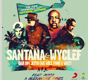 SANTANA + WYCLEF